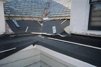 Slate Roof Repairs And Restoration Boston New England